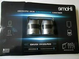 rechargeable mini speakers ihm76 for smartphones tablets