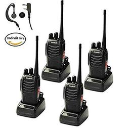 Rechargeable Walkie Talkies Long Range Two Way Radios for Ou