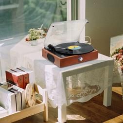 Record Player Turntable for Vinyl Records - 33 45 78 Record