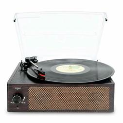 Record Player Vinyl Player Bluetooth Vinyl Turntable LP Belt