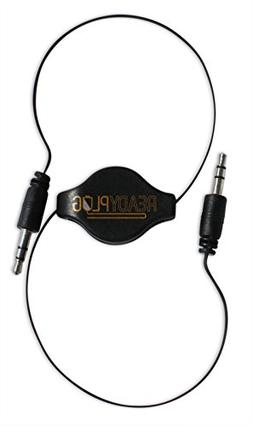 ReadyPlug® Retractable 3.5mm Line In/Aux Cable for NIU DOMO