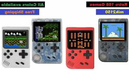 Retro 168 Pocket Player Classic Handheld Game Console 3 Inch