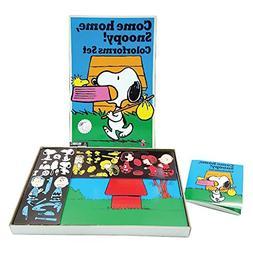 Colorforms Retro Come Home Snoopy