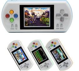 Retro Handheld Game Console Colorful LCD Pocket Mini Game Pl