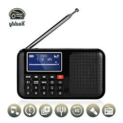 Raddy RF28 FM Radio Retro Portable Receiver Digital Mp3 Play