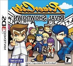 River City: Rival Showdown  - Nintendo 3DS