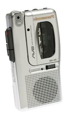 Panasonic RN-405 Microcassette Recorder