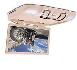"Ouku 15.6"" HD Roof Mount Overhead Ceiling Car DVD Player Fli"