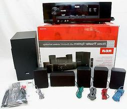 RCA RT2781BE 1000W Home Theater System with Bluetooth