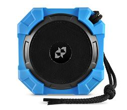Ematic RuggedLife Water Resistant Durable Bluetooth Wireless