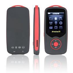 RUIZU HiFi Bluetooth 8GB MP3 Player Clear Stereo Lossless Mu