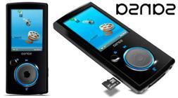SanDisk Sansa View 8GB MP3 Video Media Player FM Radio Voice
