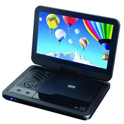 "NEW Supersonic Inc SC-1710DVD Portable DVD Player - 10.1"" Di"