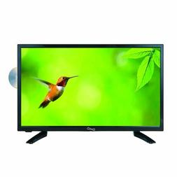 """Supersonic SC-1912 19"""" Widescreen LED HDTV with Built-in DVD"""