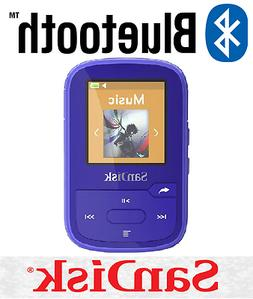 SanDisk SDMX28-016G-G46B Clip Sport Plus MP3 Player, 16GB