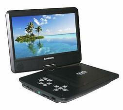 Sylvania SDVD1030-B 10.1-Inch Portable DVD Player with 5 Hou