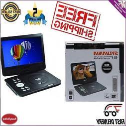 Sylvania SDVD1030-B 10-Inch Portable DVD Player