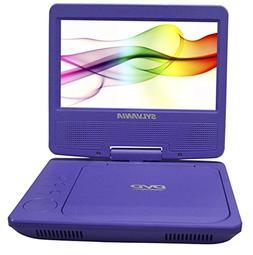 Sylvania SDVD7027 7-Inch Portable DVD Player with Car Bag/Ki