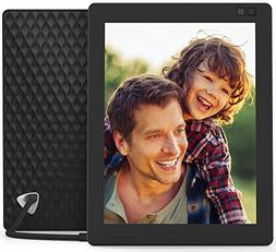 Nixplay Seed 10 Inch WiFi Cloud Digital Photo Frame with IPS