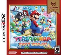 Nintendo Selects: Mario Party Island Tour - 3DS