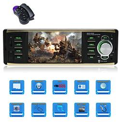 4.1 Inch single Din Car Stereo with Bluetooth Car MP5 Player