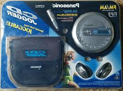 NEW Panasonic SL-SV553J CD Jogger Anti Skip Mp3 Playback wit