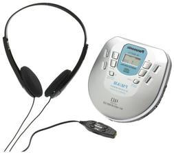 Panasonic SL-SX277J Portable CD Player with FM/AM Radio