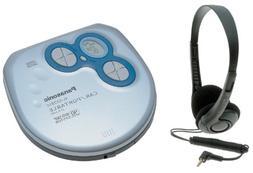 Panasonic SL-SX281C Portable CD Player with Car Kit and 40-S