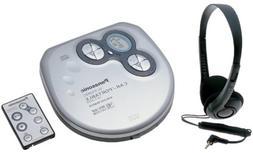 Panasonic SL-SX282C Portable CD Player with Car Kit and 40-S