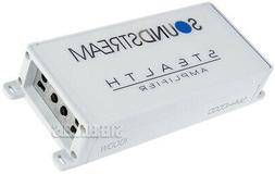 SOUNDSTREAM SM4.1000D 4 CHANNEL MOTORCYCLE MARINE AUDIO AMP
