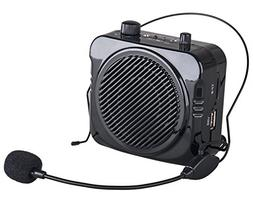 DuaFire SmartVoize Ultra-Clear Rechargeable Voice Amplifier