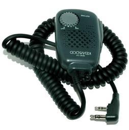Kenwood Original SMC-34 Hand Speaker Mic w/ Swivel Clip, Vol