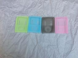 Soft Silicone Case San disk Sansa Fuze MP3 Player  BUY 1 GET