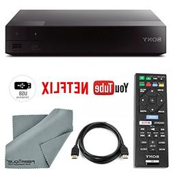 Sony BDP-S1700 Wired Blu-Ray Disc Player with HDMI Cable + R