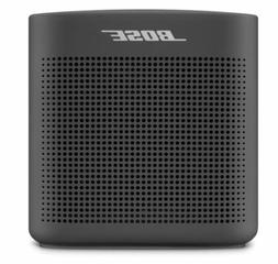 BOSE SOUNDLINK COLOR II / 2 BLUETOOTH PORTABLE SPEAKER BLACK