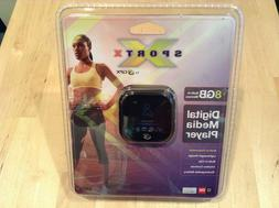 GPX Sport X 8GB Digital Media Player