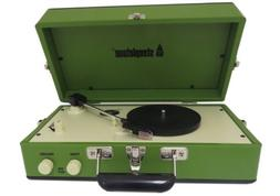 Steepletone SRP025 3 Speed Record Player with Detachable Spe