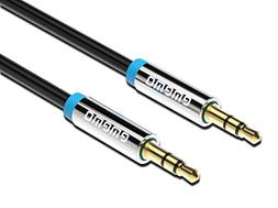 EMEMO #1 Premium 3FT  3.5 mm to 3.5 mm Stereo Jack Auxiliary