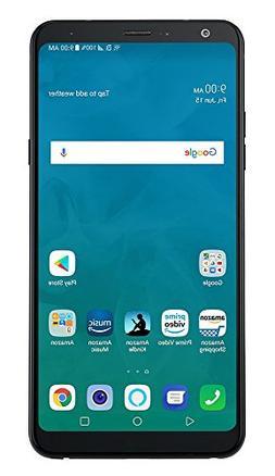 LG Stylo 4 – 32 GB – Unlocked  – Aurora Black – Prim
