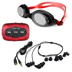 swimbuds headphones syryn waterproof mp3