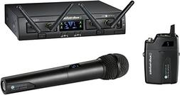 Audio-Technica Wireless Microphones and Transmitters