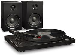 Crosley T100 2-Speed Bluetooth Turntable System with Stereo