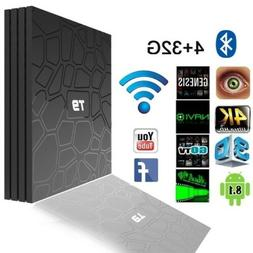 T9 Smart TV Box RK3328 Octa Core 4G 32G Android 8.1 USB Wifi