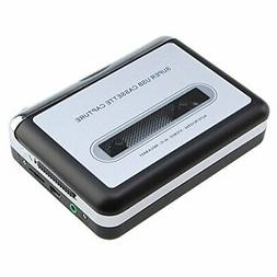 AGPtek Tape to PC Super USB Cassette-to-MP3 Player Converter