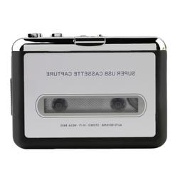 Tape to PC Super USB <font><b>Cassette</b></font>-to-MP3 Con