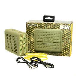 Nixon The Mini Blaster Multi-Pair Bluetooth Camo Olive Speak
