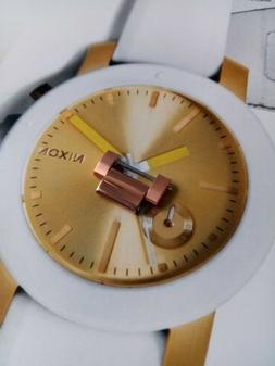 ♡Nixon The Small Player  Rose Gold EXTRA WATCH LINK
