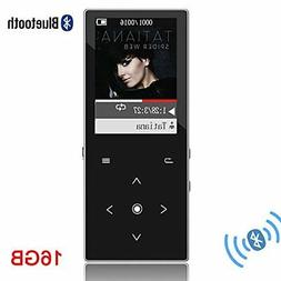 HONGYU Touch Button 16GB MP3 Player with Bluetooth,HiFi Loss