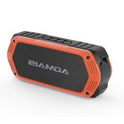 AOMAIS Tough Bluetooth Speakers, Portable Outdoor Wireless 1