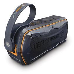 ToughTested Rugged Sport Bluetooth Speaker with 4000mAh Powe